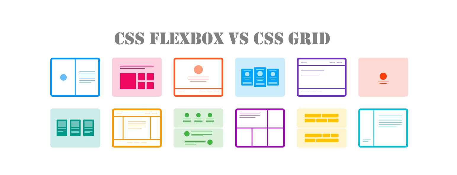 Css Layout Grid Vs Flexbox Blog Codecoda